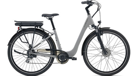 City 700c E-bike Coluer Greenland Gray
