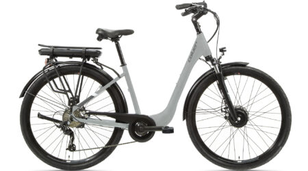 City 700c E-bike Coluer Greenland Gray