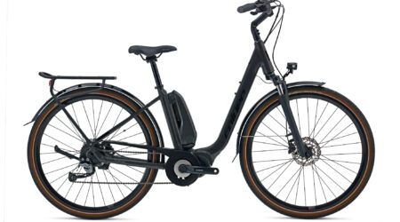 City 700c E-bike Coluer Natour Black