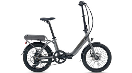 Folding E-bike Coluer eTransit Lover Gray