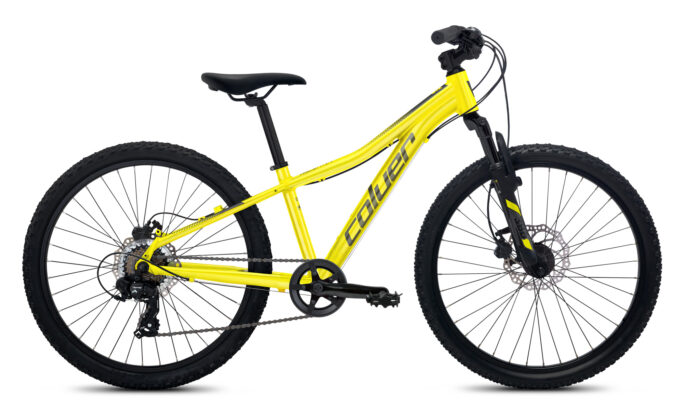 Coluer Ascent 243 Yellow