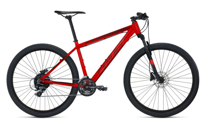 Coluer Ascent 273 Rojo