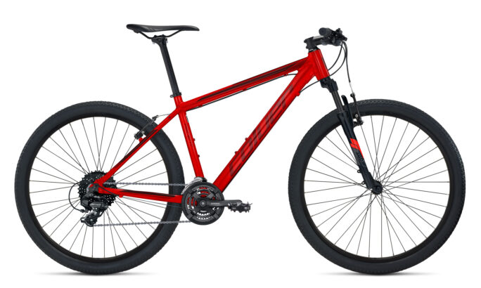 Coluer Ascent 291 Rojo