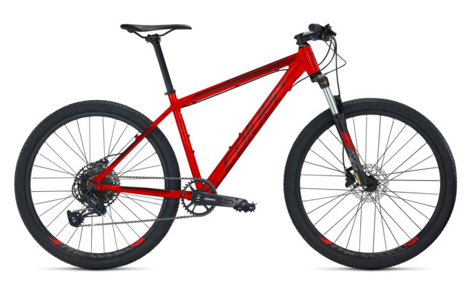 Coluer Ascent 296 Rojo