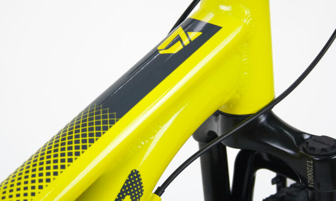 Coluer Ascent 24 Yellow